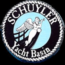 Schuyler Yacht basin logo