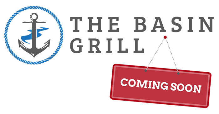 coming soon basin grill